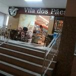 Photo taken at Vila dos Pães by Renato C. on 8/15/2012