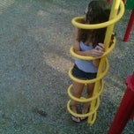 Photo taken at YMCA Playground by Helen E. on 6/28/2011