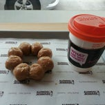 Photo taken at DUNKIN' DONUTS by Jinuk Y. on 3/10/2012