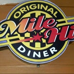 Photo taken at Mile Hi Diner by Natasha I. on 7/9/2012