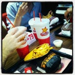 Photo taken at Carl's Jr. | 卡乐星 by Julien on 8/16/2012