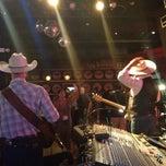 Photo taken at Gilley's Dallas by Matthew J. on 8/15/2012