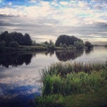 Photo taken at Holme Pierrepont by Zippy H. on 8/17/2012