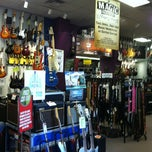 Photo taken at Guitar Center by Andy O. on 4/20/2012