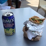 Photo taken at Burro Burrito by Douglas S. on 7/4/2012