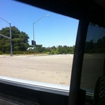 Photo taken at Sycamore Valley Park & Ride by Matthew M. on 6/13/2012