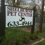 Photo taken at Shelburne Pet Center by Stephanie B. on 4/18/2011