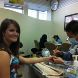 Photo taken at Digits Relaxation Spa by Valinda K. on 7/31/2011