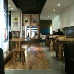 Photo taken at Brisk by Hanaa K. on 2/28/2012