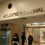 Photo taken at Atlantic Terminal & Mall by Alexandria C. on 11/28/2011