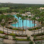 Photo taken at Marriott World Center Pool by landy h. on 6/1/2012