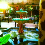 Photo taken at Al-Andalus Restaurant by coyzcantona on 6/5/2012
