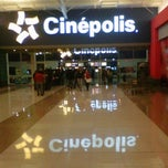 Photo taken at Cinépolis by ⓜⓘⓒⓗⓐⓔⓛ ⓩ. on 7/27/2012