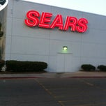 Photo taken at Sears by Theron X. on 12/10/2011