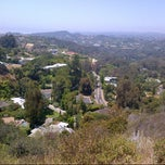 Photo taken at Fryman Canyon by Dick P. on 7/6/2012