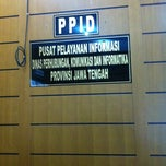 Photo taken at Kantor Dinhubkominfo Prov.Jateng by aryo s. on 7/9/2012