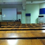 Photo taken at ศูนย์เรียนรวม 3 (Lecture Hall 3) by Naphan S. on 8/15/2011