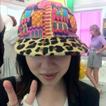 Photo taken at opening ceremony pop-up by Gia K. on 8/22/2012