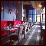 Photo taken at Ava Kitchen & Whiskey Bar by Dani D. on 6/8/2012