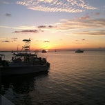Photo taken at Jimmy Johnson's Big Chill at Fisherman's Cove by Moe L. on 5/4/2012