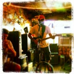 Photo taken at Mahuffers (formerly Sloppy Johns) by Gayla S. on 7/31/2012