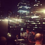 Photo taken at Henry's Roof Top Bar - @RSHotel by Jori L. on 8/9/2012