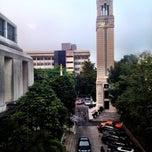 Photo taken at มหาวิทยาลัยอัสสัมชัญ (Assumption University) by Natt P. on 2/15/2012