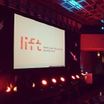Photo taken at LIFT Conference 2012 by Iskander S. on 2/23/2012