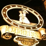 Photo taken at Amrheins Restaurant by ryan n. on 8/20/2011