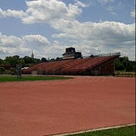 Photo taken at Shirk Field @ Musselman Stadium by Janelle D. on 6/2/2012