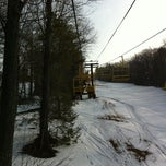 Photo taken at Victor Constant Ski Slope by John C. on 1/1/2011