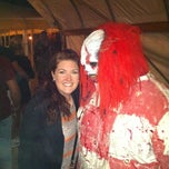 Photo taken at Statesville Haunted Prison by Whit E. on 10/10/2011