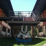 Photo taken at Universidade Vale do Rio Doce (UNIVALE) by Rhuodger K. on 12/13/2011