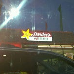 Photo taken at Hardee's / Red Burrito by Rod T. on 11/5/2011