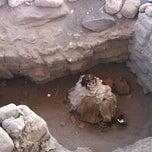Photo taken at Zona Arqueologica Necropolis de Chauchilla by Carlos O. on 7/22/2012