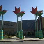 Photo taken at Concord Mills by Jennifer T. on 4/17/2011