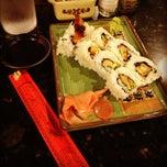 Photo taken at Osaka Japanese Restaurant by Raychel R. on 2/11/2012