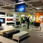 Photo taken at IKEA by Vesa V. on 4/11/2012