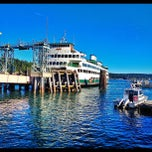 Photo taken at Orcas Island Ferry Terminal by prairie rose f. on 9/2/2012