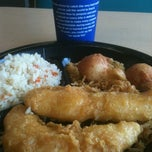 Photo taken at Long John Silver's by -=Just N. on 7/13/2012