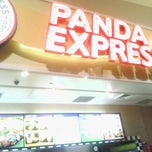 Photo taken at Panda Express by Shanika W. on 1/27/2012
