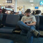 Photo taken at Gate B10 by Manco C. on 4/14/2011