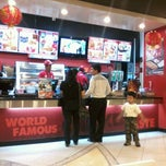 Photo taken at KFC by Alfian T. on 2/1/2012