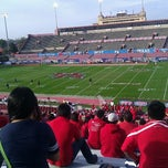 Photo taken at Corbin J. Robertson Stadium by Jordan D. on 12/3/2011