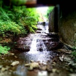 Photo taken at Ancaster Old Mill by Ivan L. on 7/15/2012