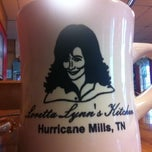 Photo taken at Loretta Lynn's Kitchen and Gift Shop by Andrew F. on 1/22/2012