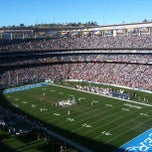 Photo taken at Qualcomm Stadium by Rafael G. on 11/27/2011