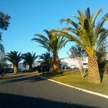 Photo taken at Hotel Parador de Ayamonte by José M. on 1/20/2012