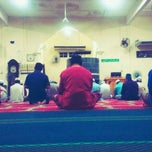 Photo taken at Masjid Balok by Nick H. on 9/10/2011
