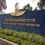 Photo taken at พิพิธภัณฑ์กองทัพอากาศ (Royal Thai Air Force Museum) by BigpinG ™. on 5/16/2012